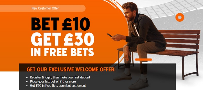 888Sport Welcome Offer